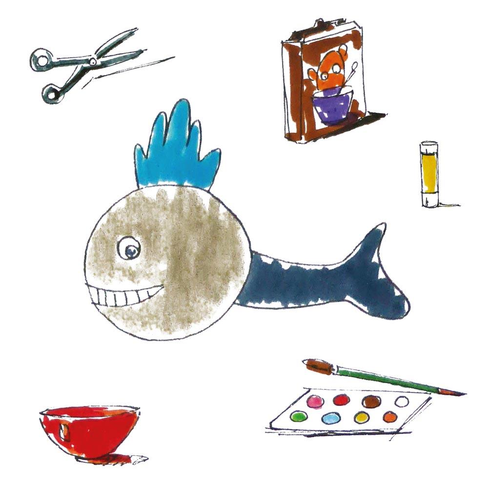 Tutoriel baleine