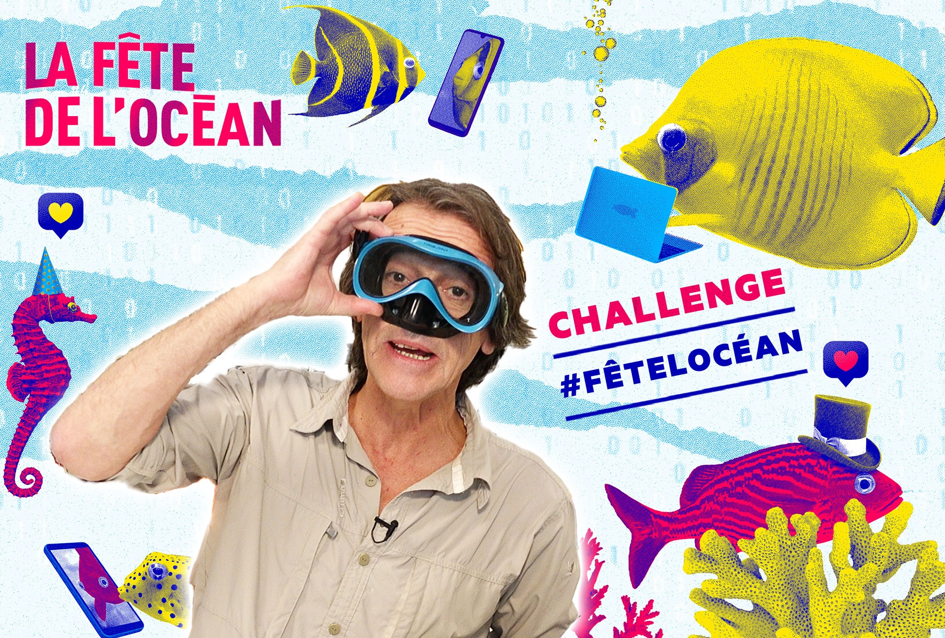 Challenge #FêteLocéan