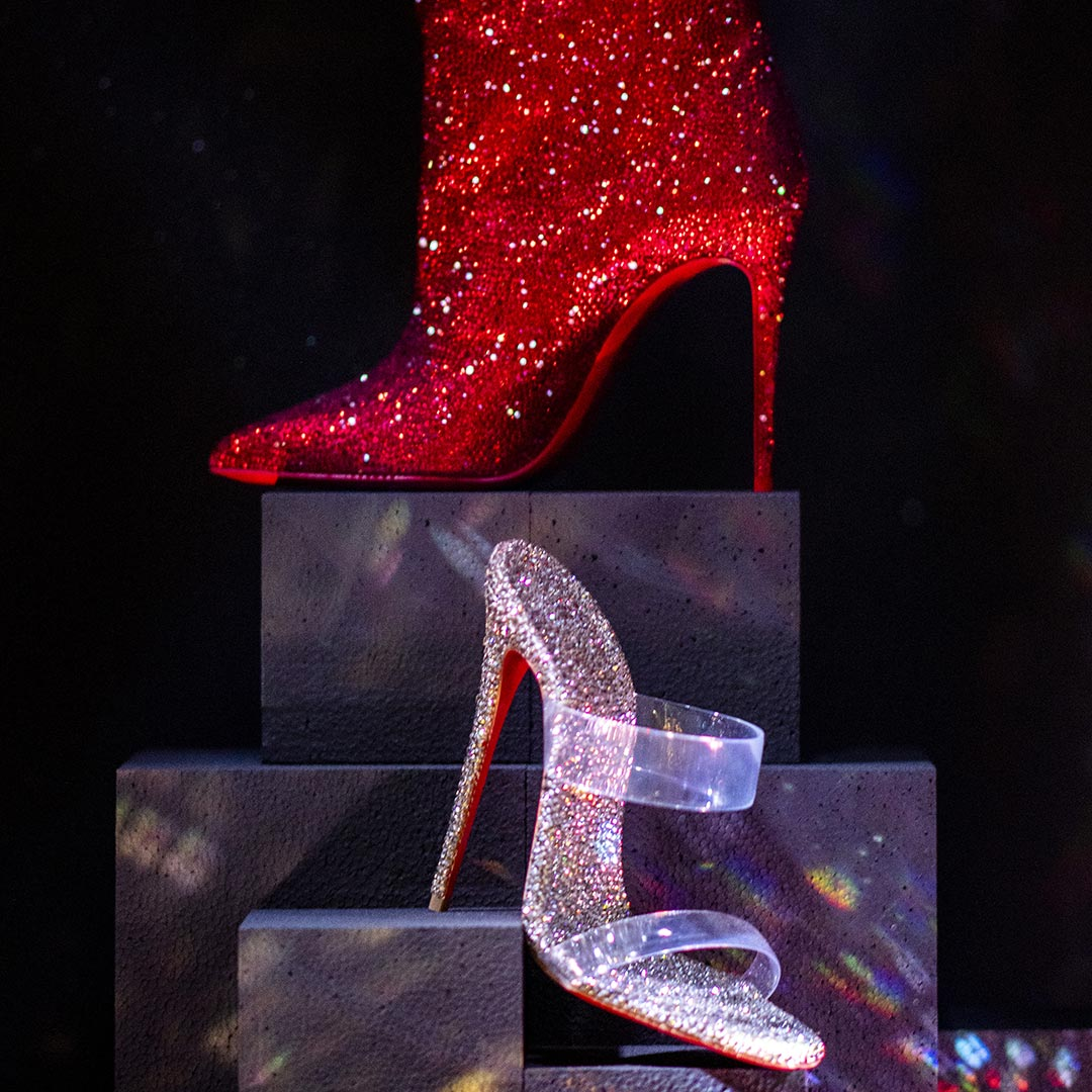 Exposition Christian Louboutin : L'Exhibition[niste]