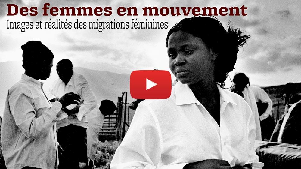 Des femmes en mouvement