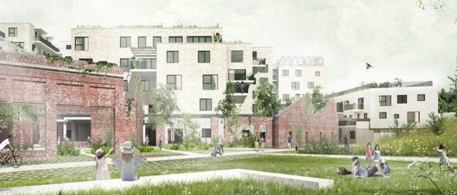 Cohousing Bijgaardehof Gent