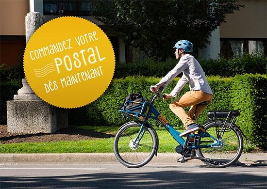 Affichez les images pour voir le Postal 500 Wh