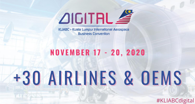 Digital Kuala Lumpur Aerospace Business Convention