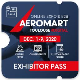 Aeromart #Digital Exhibitor pass