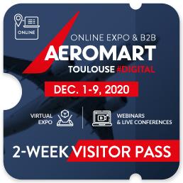 Aeromart #Digital 2-Week Visitor Pass
