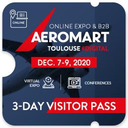Aeromart #Digital 3-Day Visitor Pass