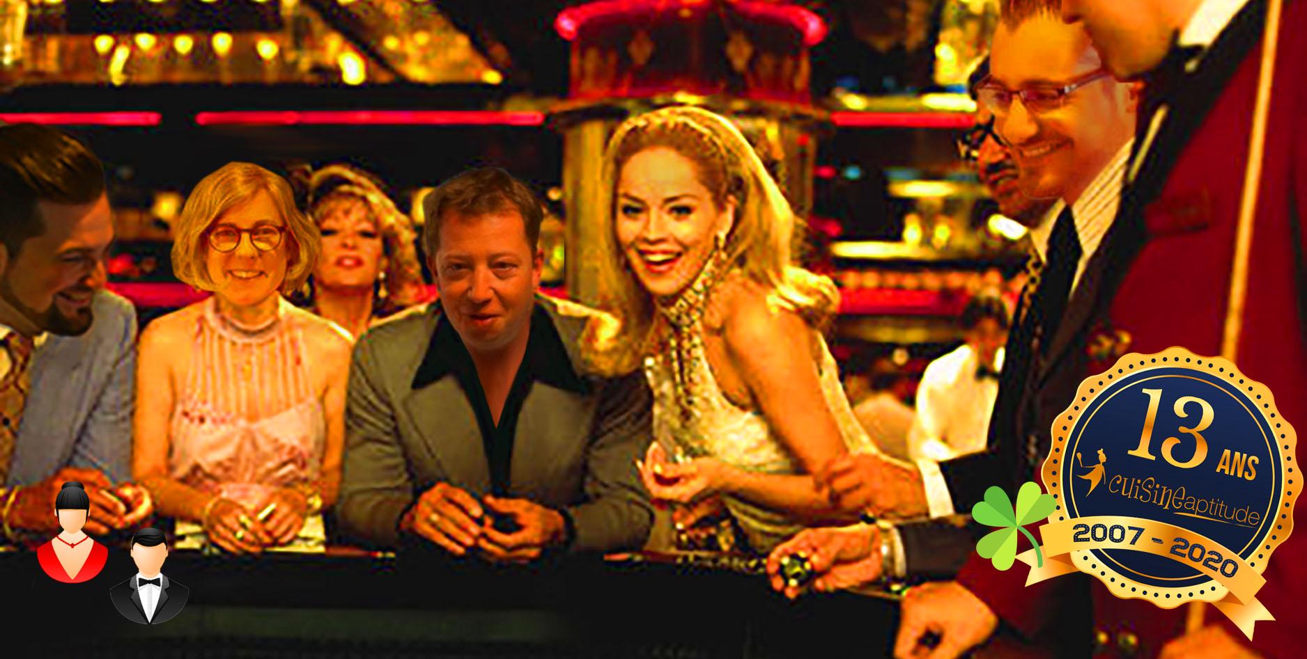 Soirée Afterwork casino