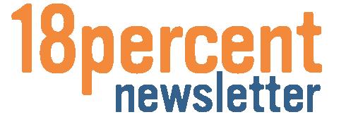 18percent newsletter