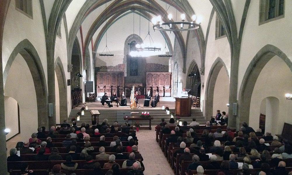 Les cultes de Pentecôte en présentiel