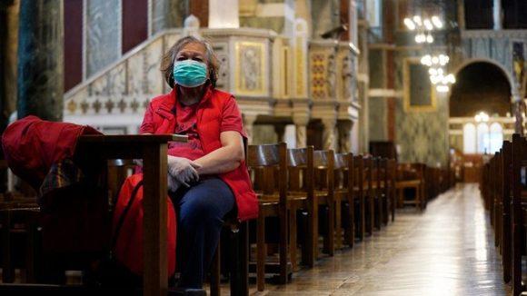 Les paroisses vous accueillent en toute sécurité