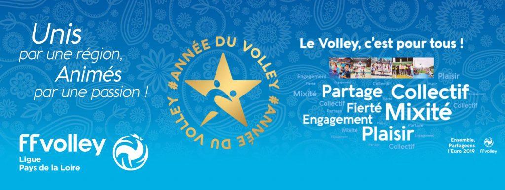 Ligue Volley Ball Pays de la Loire