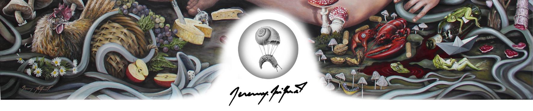 Jérémy Piquet - Artiste peintre, dessinateur