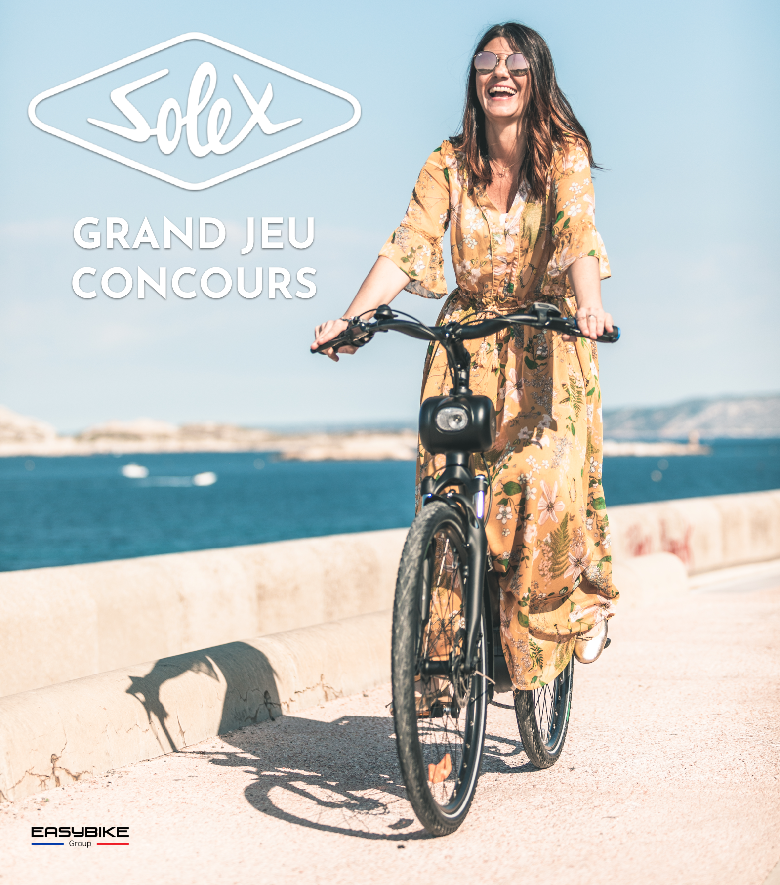 Solexity infinity d8 concours solex