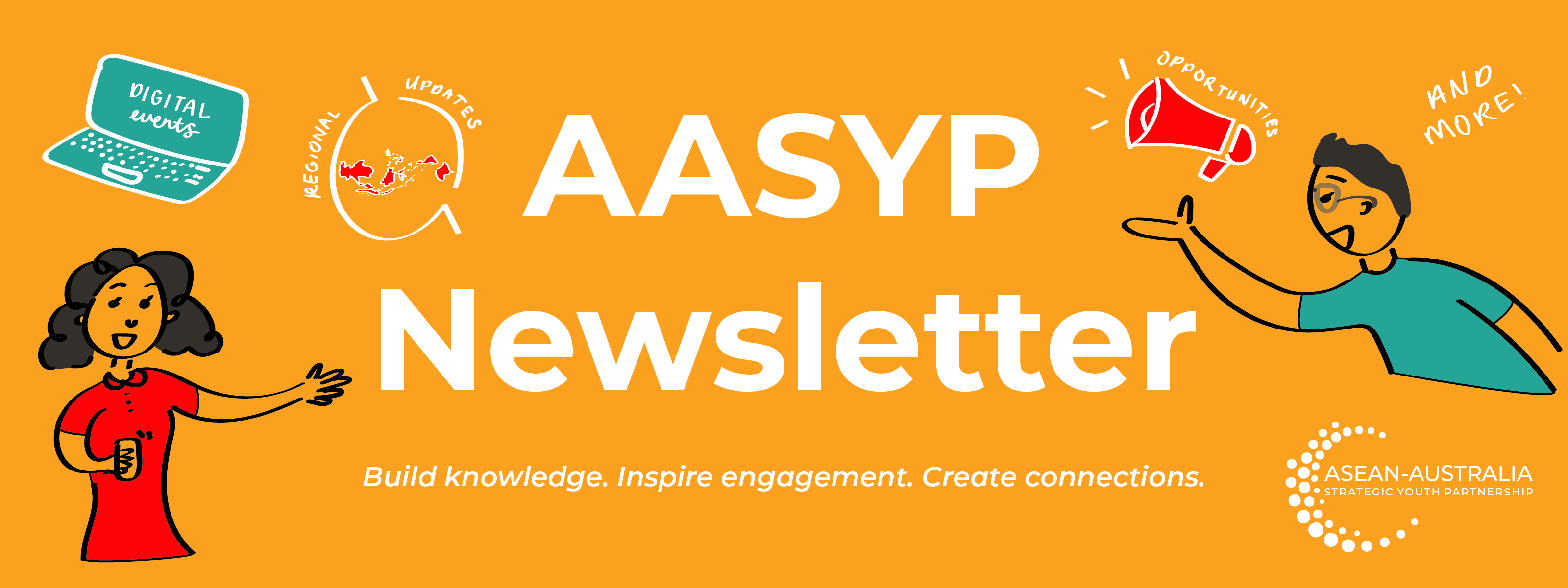 Welcome to the AASYP Newsletter