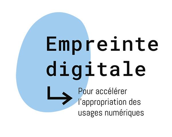 Jeu sérieux Empreinte digitale, pour accélérer les nouveaux usages numériques