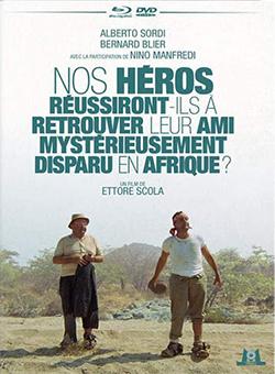 Nos héros réussiront-ils à retrouver leur ami