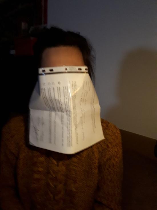 masque attestation