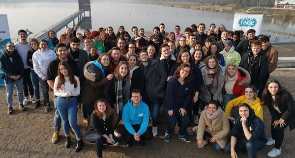 photo des participants aux journées nationales de l'innovation sociale