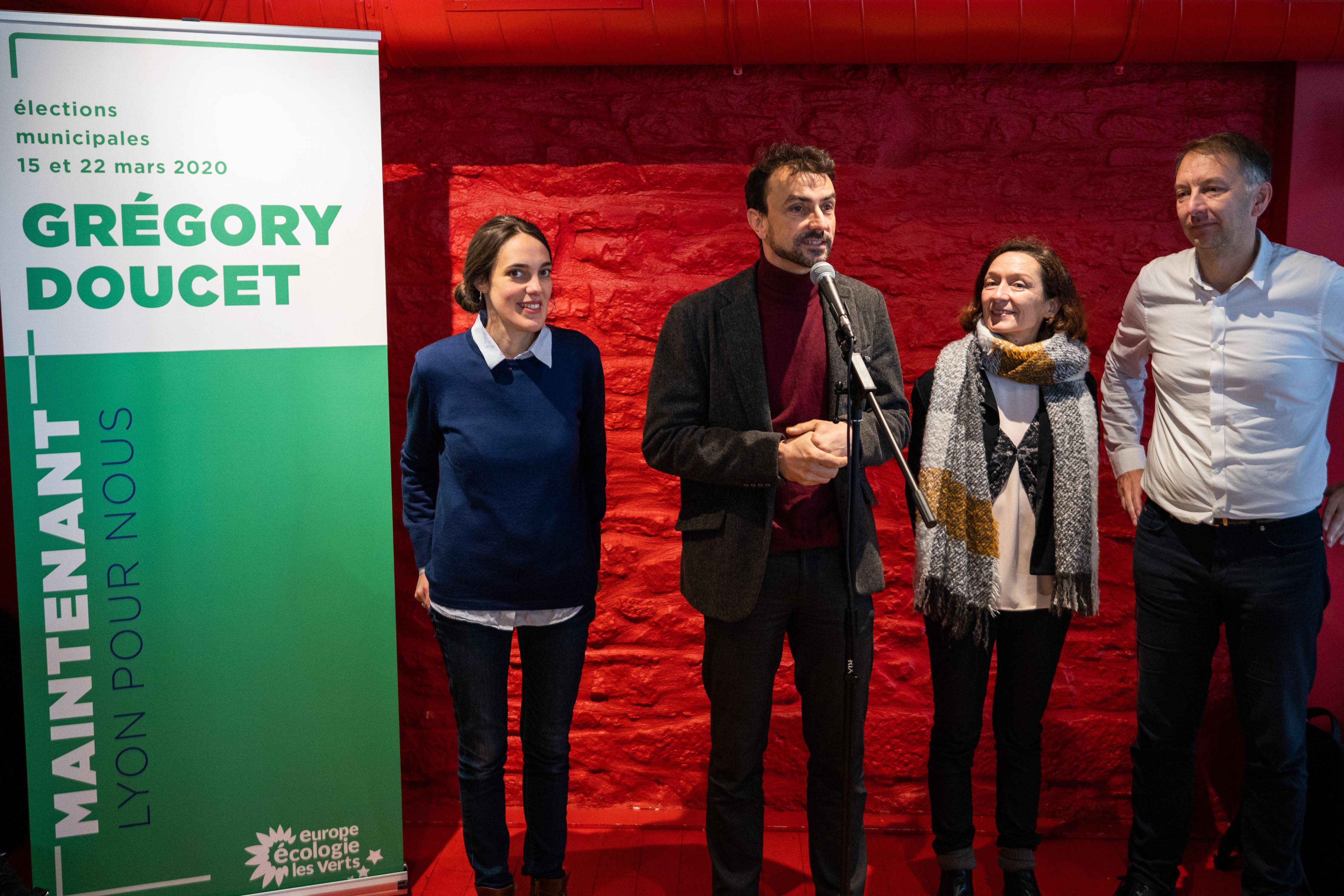 EELV : Les écologistes lancent leur campagne pour Lyon 3e et Lyon 6e 5df627d3782e7c9f6b62bb9f