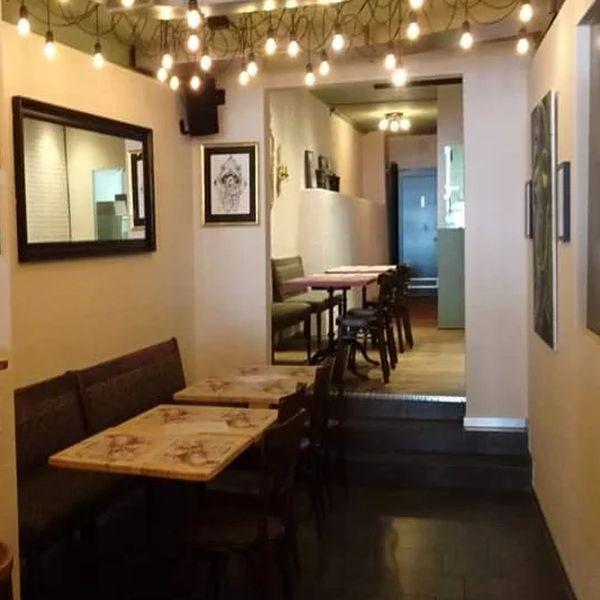 Barkada Burger Bar