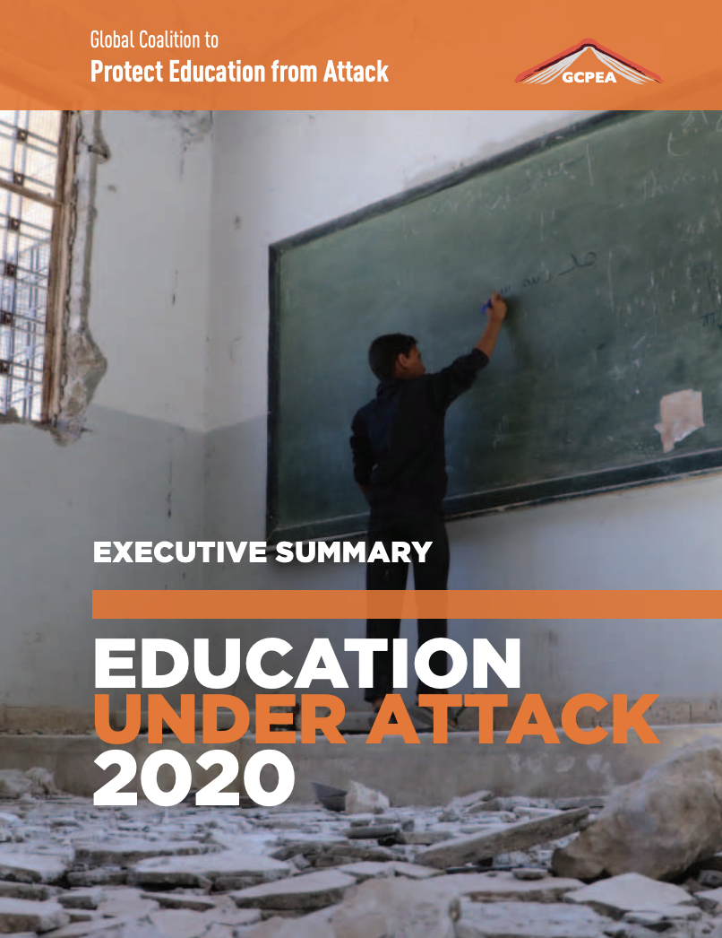 Education Under Attack: 2020