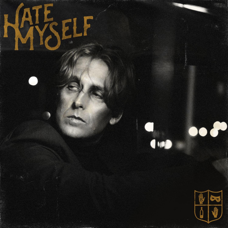 "Bryce Fox – ""Hate Myself"" Album Artwork"