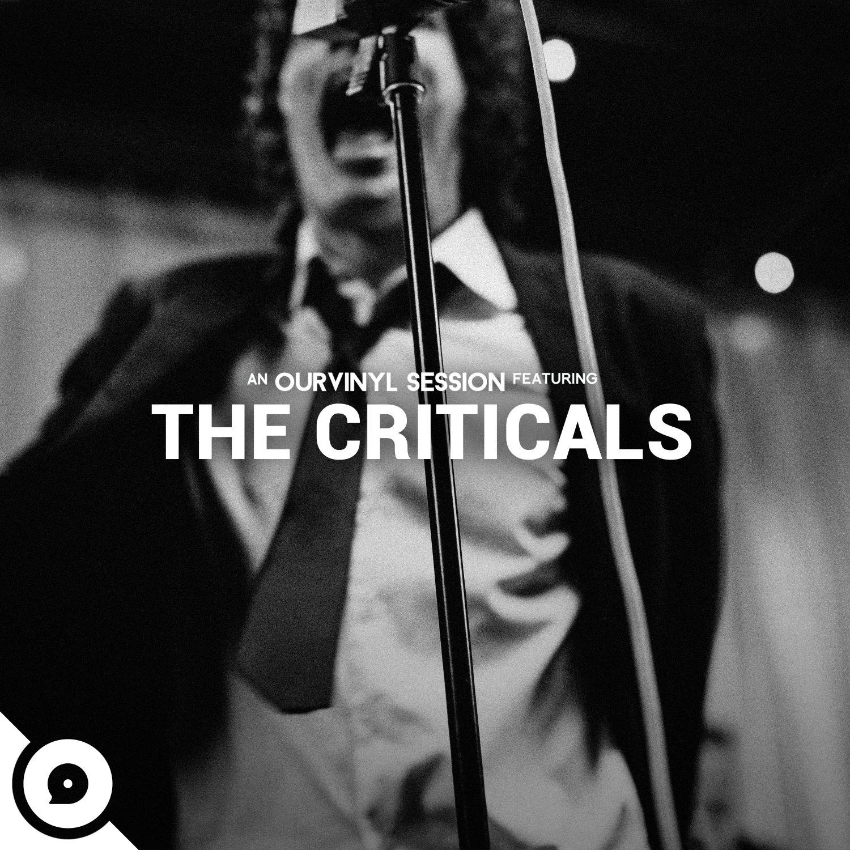 "The Criticals - ""United States of Chemicals (OurVinyl Sessions) Album Artwork"