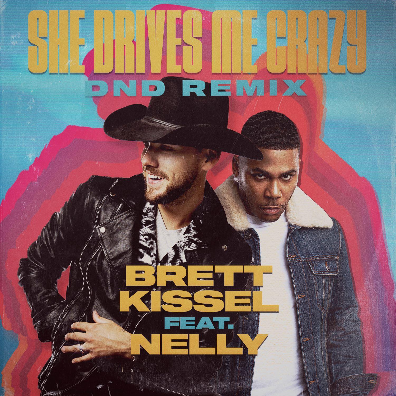 Brett Kissel - She Drives Me Crazy Album Cover