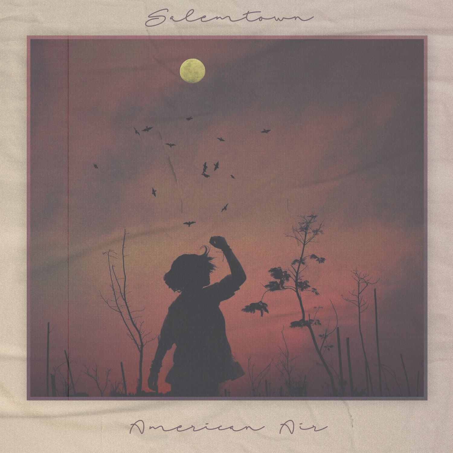 American Air by Salemtown Album Cover
