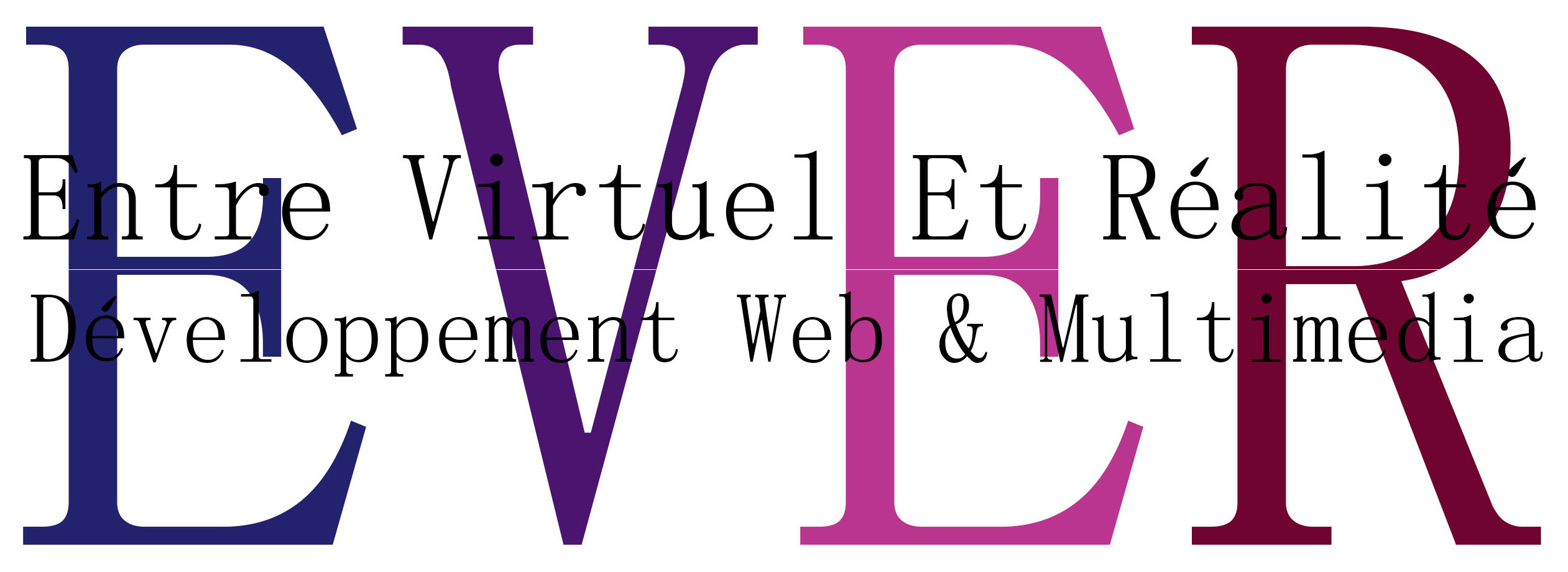 Site web Entre Virtuel & Réalité
