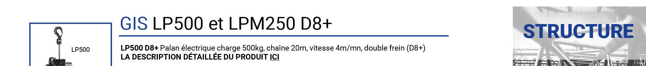GIS LP500