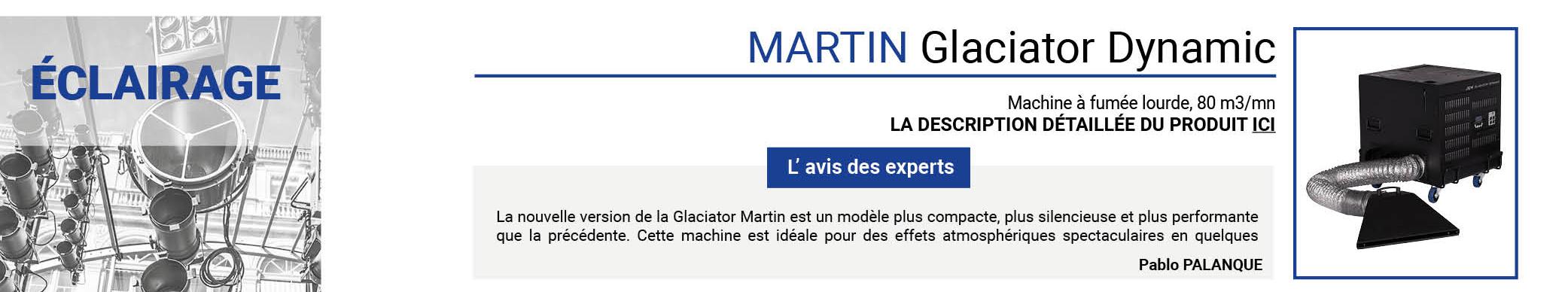 MARTIN Glaciator Dynamic