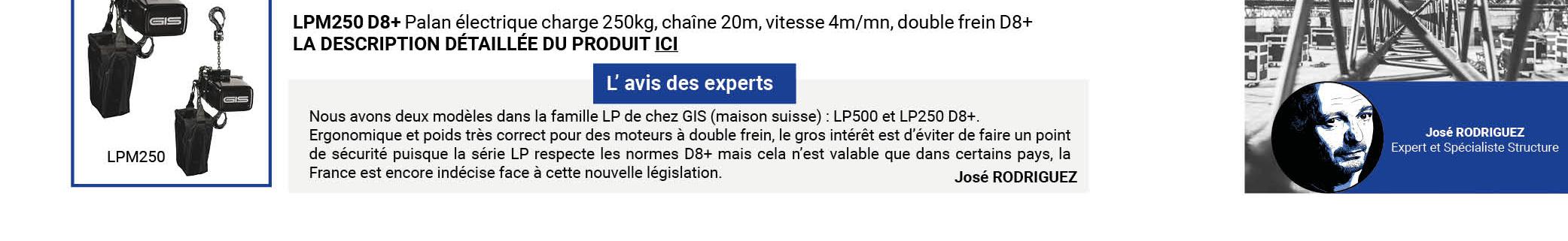 GIS LP250