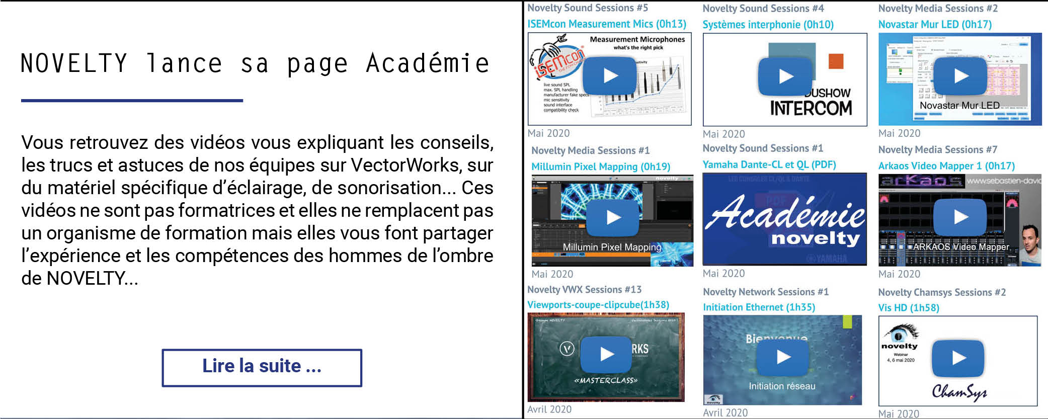 Article Académie