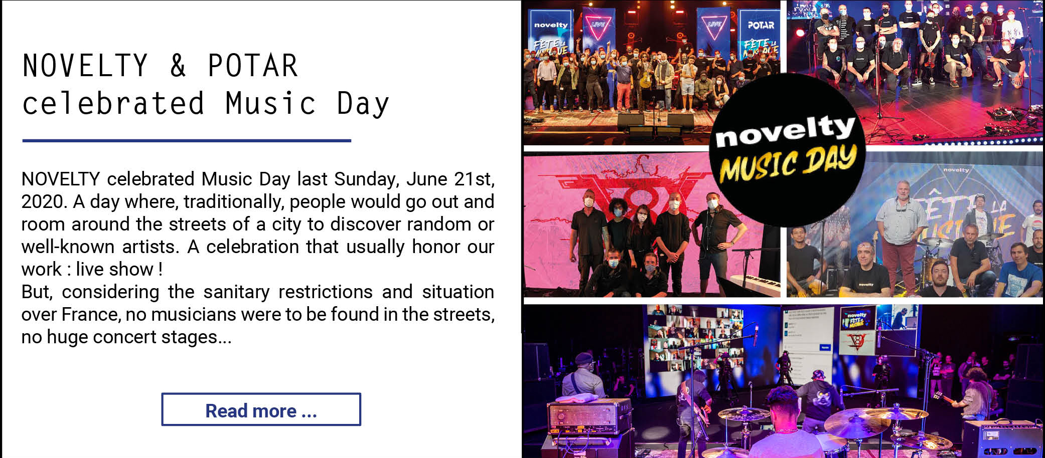 Article Music Day