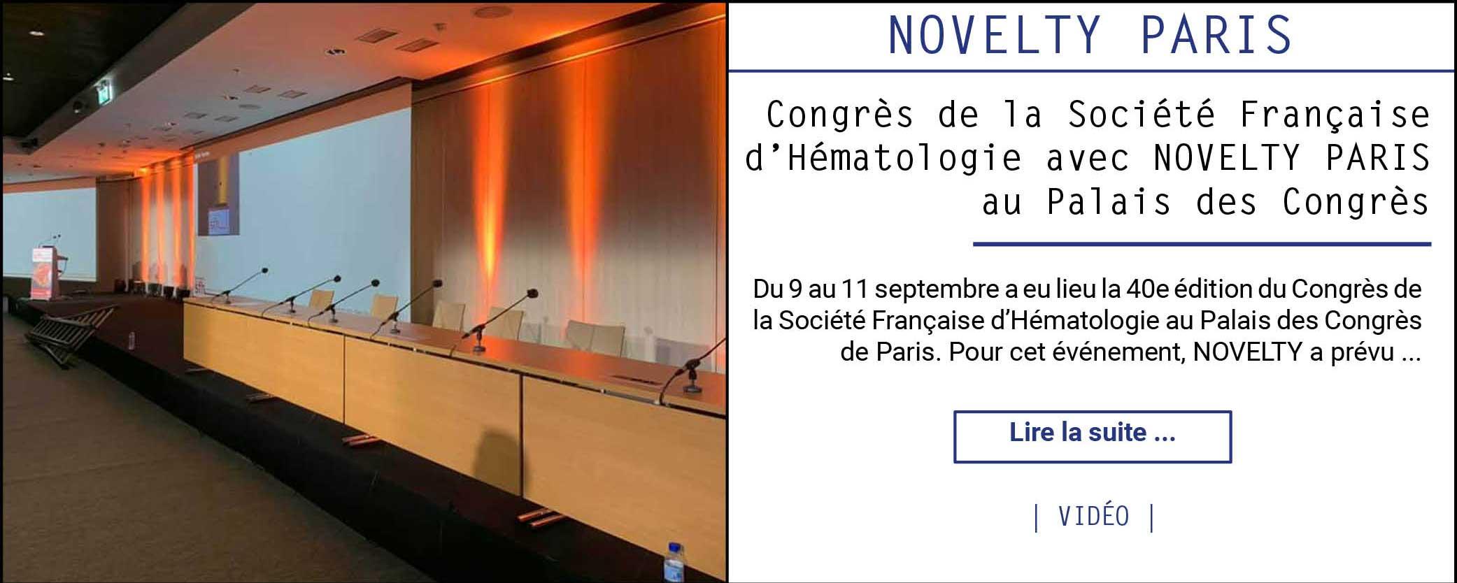 Congrès de la Société Française d'Hématologie