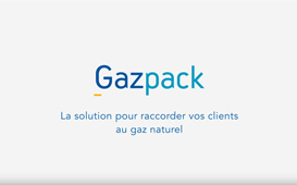 Gazpack de GRDF, l'offre de raccordement...