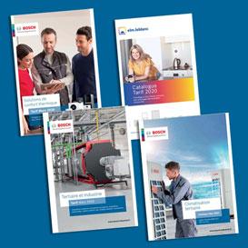 Bosch et elm.leblanc - Catalogues tarifs 2020