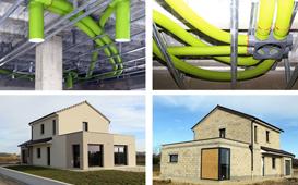 Pour la construction d'une maison neuve à Sennecey-les-Dijon (21),…