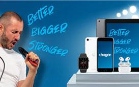 Hager : Better. Bigger. Stronger. Toujours plus forts ensemble.