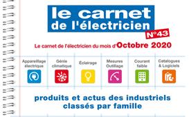 Le carnet de l'électricien N°43