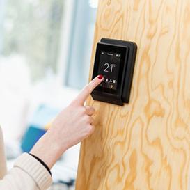 Distech Controls - Qualité de l'air intérieur