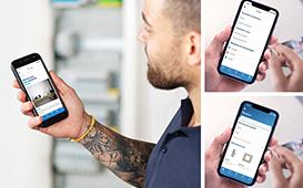 Hager Ready, nouvelle application pour les électriciens