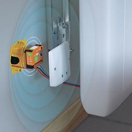 NodOn - Module chauffage fil pilote et un interrupteur