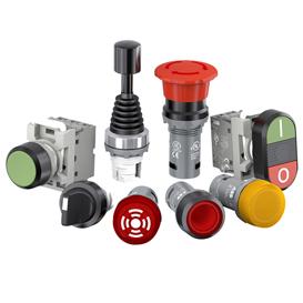 ABB - Unités de commandes et signalisations