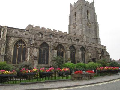 St Peter's Church, Sudbury