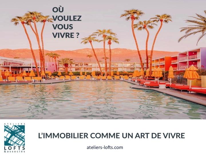 sarl coté Lofts Biarritz