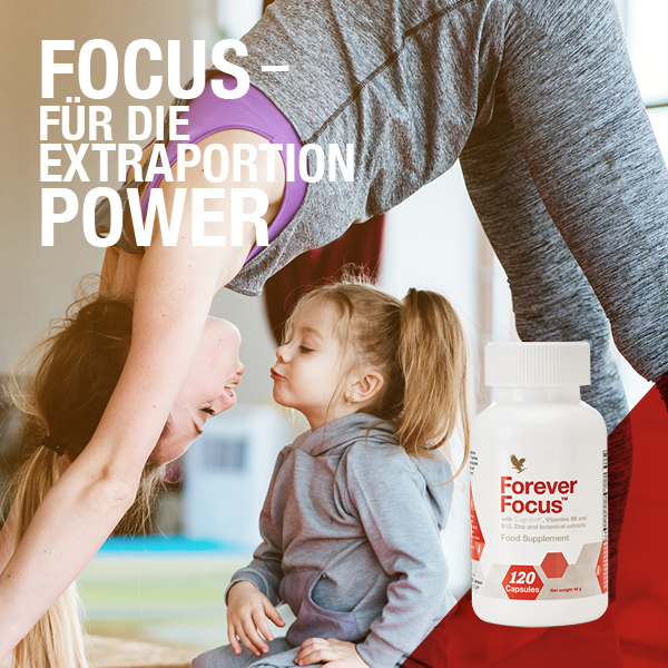Forever Focus Extraportion Power