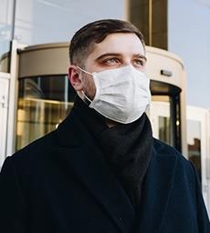 se procurer des masques à Courbevoie