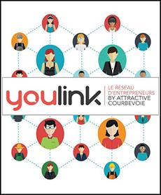 Youlink, réseau d'entrepreneurs by Attractive Courbevoie